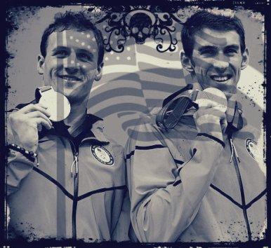 Lochte & Phelps